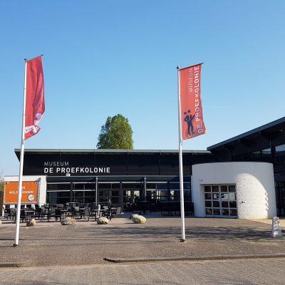 Museum de proefkolonie in Frederiksoord